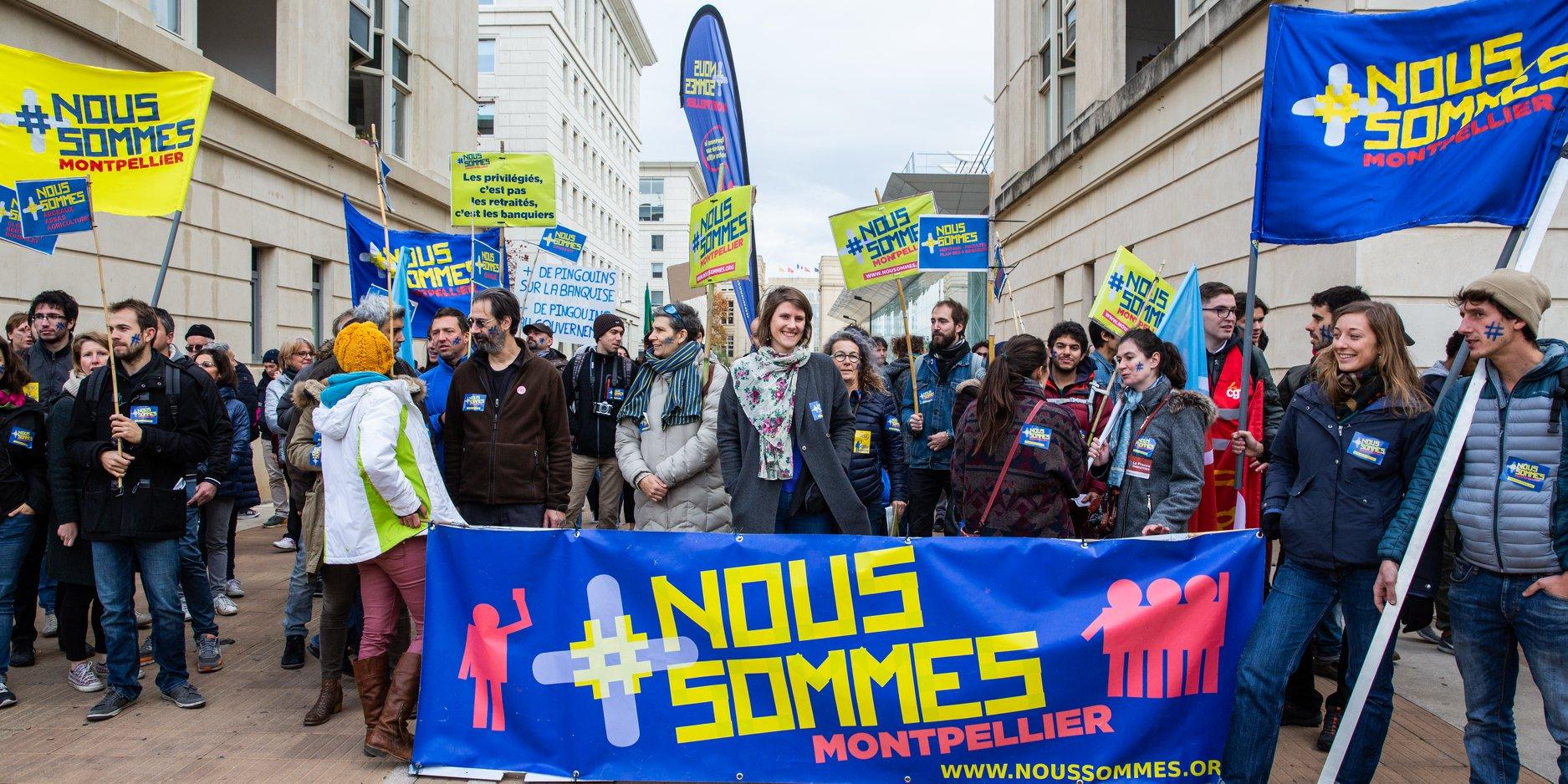Mobilisation du 10 décembre: #Noussommes encore là