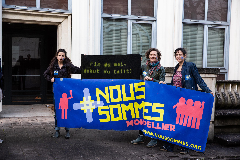 La spéculation immobilière gangrène la ville de Montpellier. #NousSommes présente ses solutions