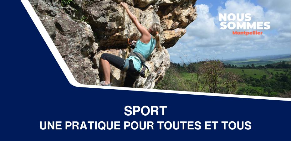 Sport : une pratique pour tous